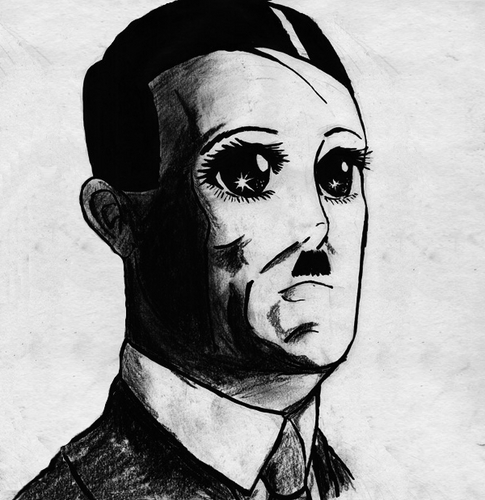 hitler-cartoon-character-4